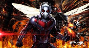 Ant-Man by TristanHartup