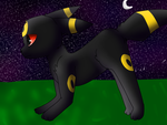Umbreon ~ Request by ShinyfireArtz