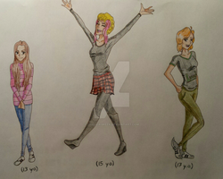 Evolution of Me by ThaleiaGreek