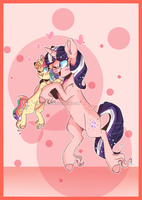 I love you mommy by Heyyasyfox