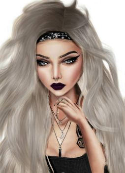 IMVU edit by TheRoyalCrow