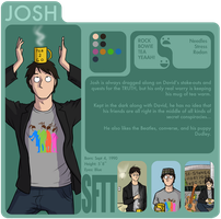 SftT: Josh by Girl-on-the-Moon
