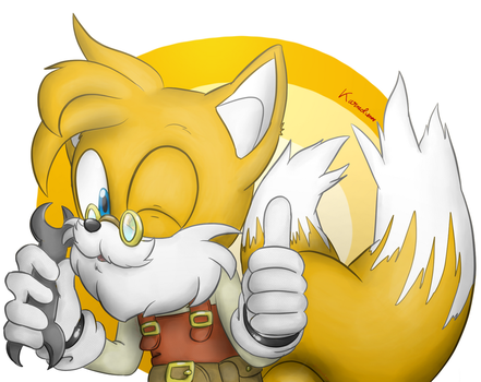 Old Tails by Karneolienne