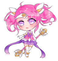 Star Guardian Lux by Aoer
