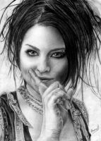 amy lee by amira994
