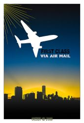 airmail by doverby