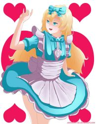 Sketchbook - Alice, Force of Will. by AmmoBot-HB