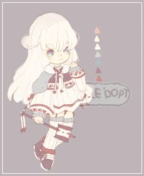 [Closed][Keeping] Winter Protector Adopt -updated- by PickleAdopts