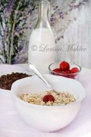 Oat Flakes by Lily-of-the-Vallley