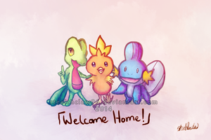 Welcome Home! by stealthclaw96