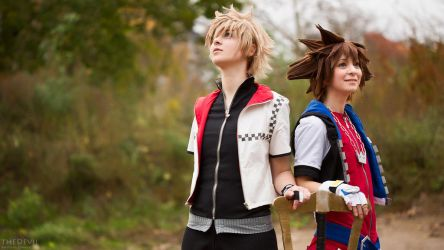 Kingdom Hearts you and me by Firiless