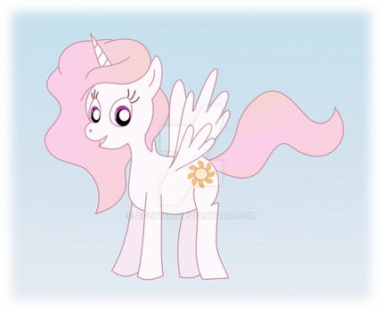 Vector Cuties: Young Celestia by Agetian