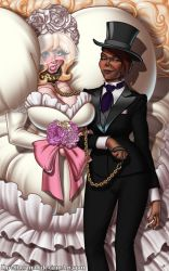 Bride And Groom by DovSherman