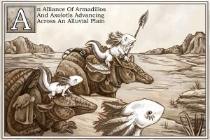 A Is For... by ursulav