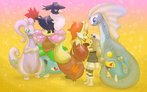 Welcome To The Pokemon League by Oranguin