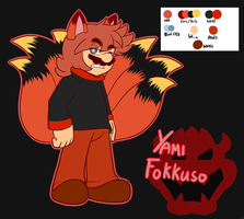 Yami Ref. by BaconBloodFire