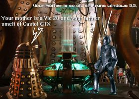 Doctor Who Out Takes II by marcony