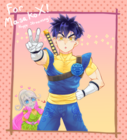 Paata for MasakoX by Yomilover