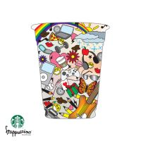 Happy Frappuccino Day by GetCooked