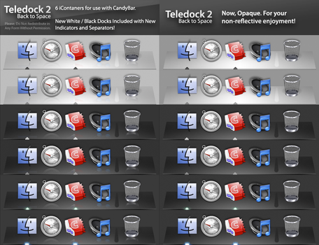 Teledock 2.1 by endosage