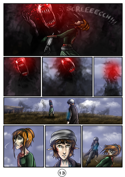 TCM: Volume 5 (pg 13) by LivingAliveCreator
