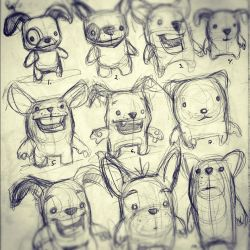 Puppy scribbles by Axel13-Gallery