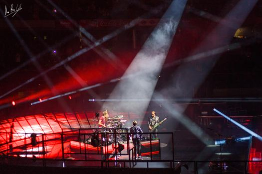 Muse - The 2nd Law Tour - 01 by eMyDeA