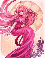 Princess Bubblegum by Derlaine8