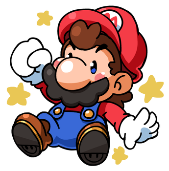 It's A Mario by The-Knick