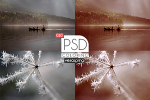 PSD Coloring 010 by vesaspring