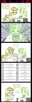 Important Decisions V by FicFicPonyFic
