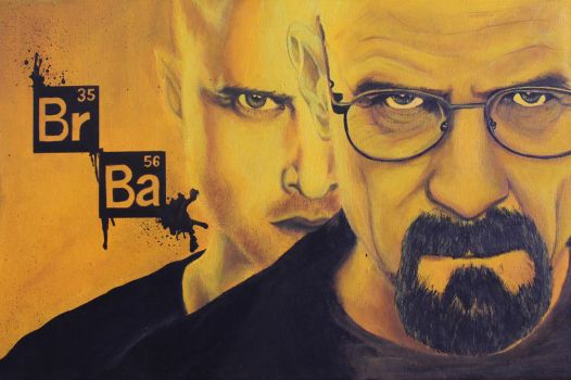 Breaking Bad by meietsch