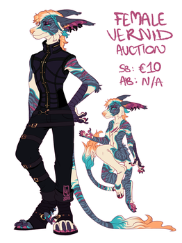 Female Vernid Auction 2018-02-11 by LiLaiRa