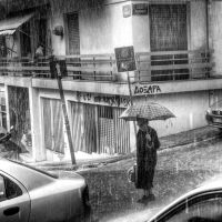 Heavy rain by StamatisGR