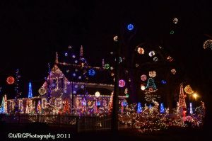 Christmas Lights by wbgphotography