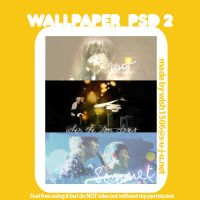 Wallpaper PSD Tut 2 by wish1506