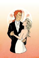 HPartProject - The Wedding by quidwitch