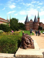 Welcome To Lubeck by frando