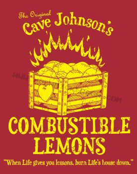 Combustible Lemons by joshnickerson