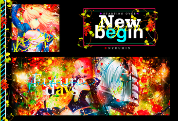 New begin by Nyuumin