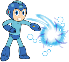 Mega Man (JBX9001 - 2015) by JBX9001