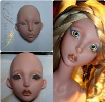 Cerisedolls Ellana Face-up by Atelier-Cynamon