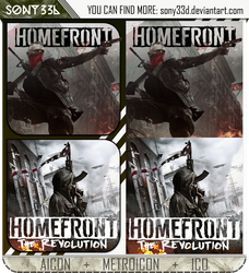 Homefront The Revolution by sony33d
