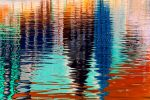NAND2Art 1940 Reflets abstraits Bruges by pixeliums