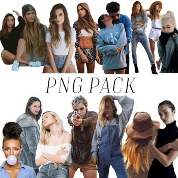 Png Pack by JessicaRufus