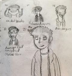 20 style challange 16-20 by MythicalRaptor3