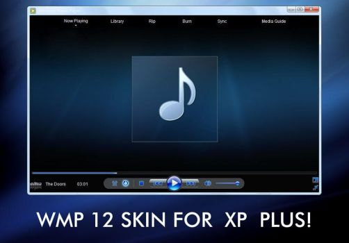 SKIN WMP 12 FOR WMP 11 by DeMoNBL4dE