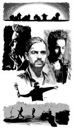 30 Seconds to Mars:KandQ by StevenWilcox