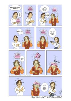 Pie fight with Rumple by Otto-Chrissi