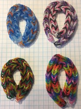 RainbowLoom Band (Colors) Updated by Elemental-Fang